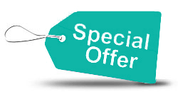 April Offers. special-offer-icon-turqoise